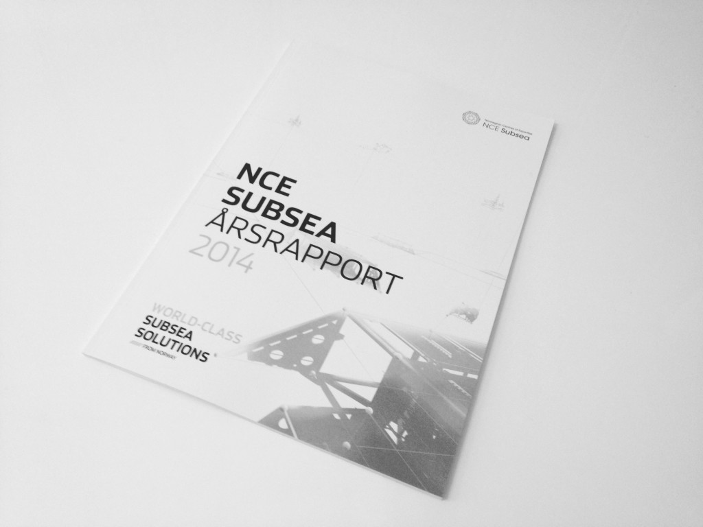 Innhold årsrapport NCE Subsea